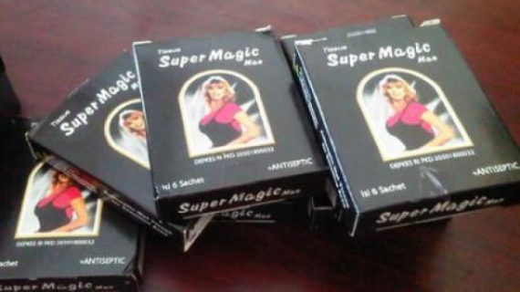Foredi Vs Magic Tissue